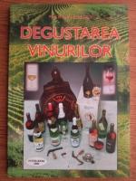 Anticariat: Radu Nicolescu - Degustarea vinurilor