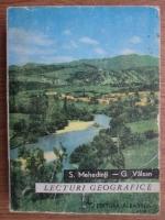 Anticariat: Simion Mehedinti, George Valsan - Lecturi geografice